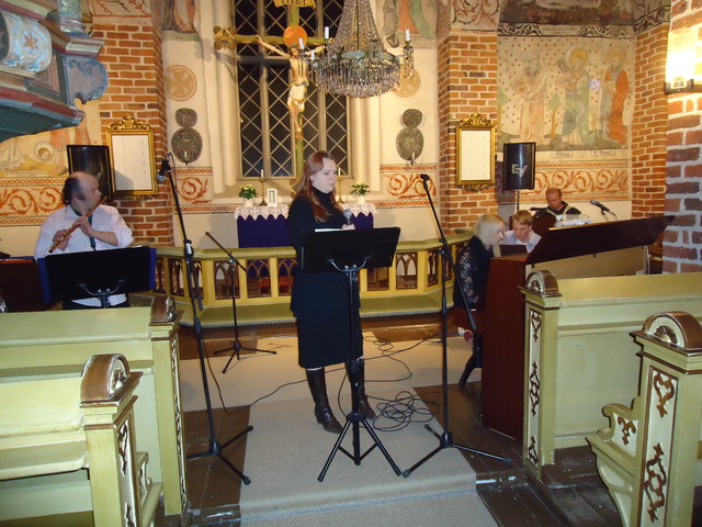 Joulukonsertti Mynämäen kirkko