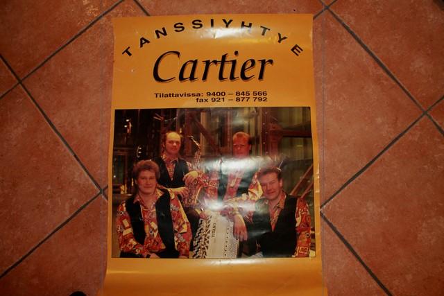 TANSSIYHTYE CARTIER
