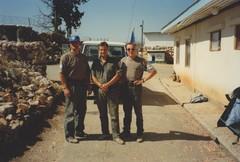 Yk- tehtävässä Lipanonissa 92 mukana päällikkö ja varapäällikkö