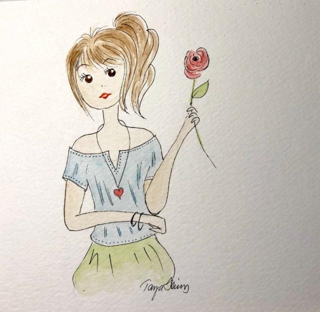 Ruusutyttö