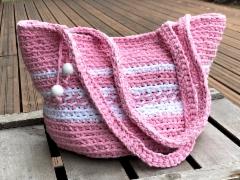 Pinkki kesäkassi