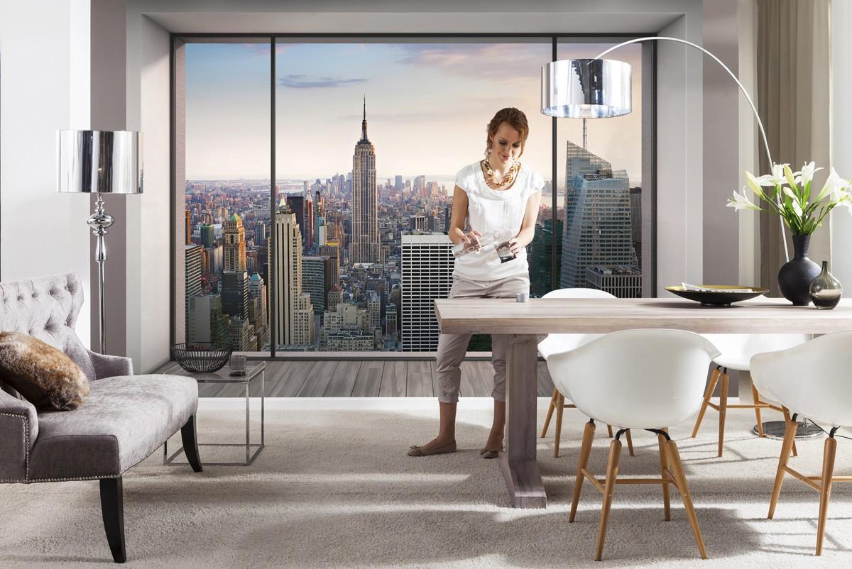 penthouse maisematapetti sisustustarrat ilmainen toimitus. Black Bedroom Furniture Sets. Home Design Ideas