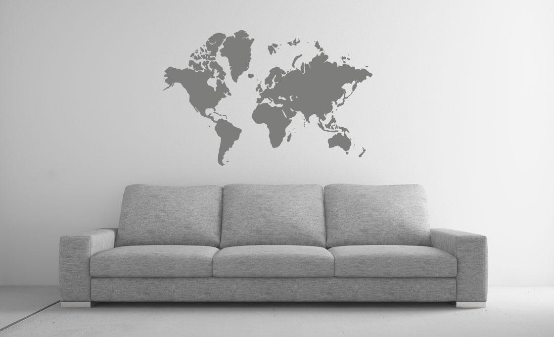 Maailma Kartta