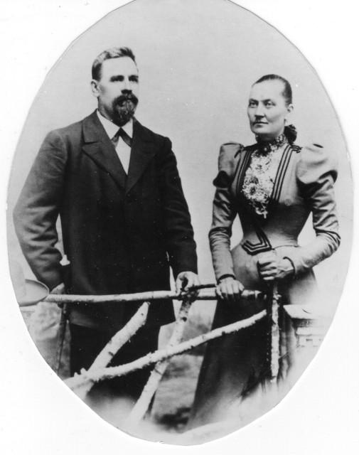 Karl Herman ja Adolfina