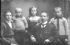 Ellin ja Karl Andersonnin perhe