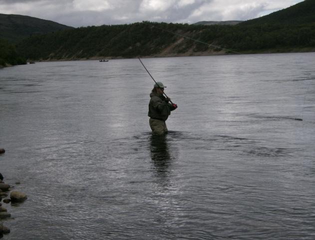 Kalastus   tenontunturituvat