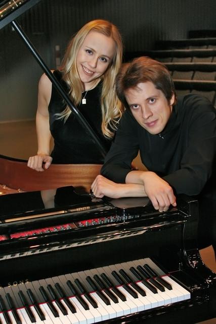 Terhi Dostal & Severin von Eckardstein