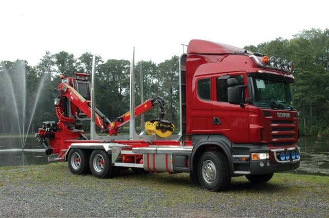 Scania TimberMaxx