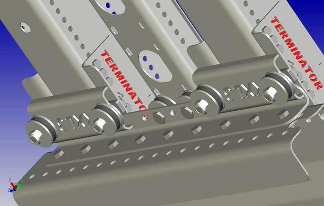 terminator xxl 10 + v�lipankoooooko + emopalkki punainen