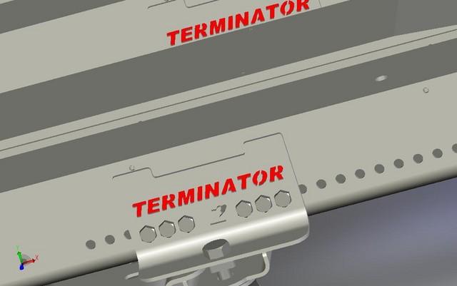 terminator xxl 10 + v�linnnnnnnpankko + emopalkki punainen