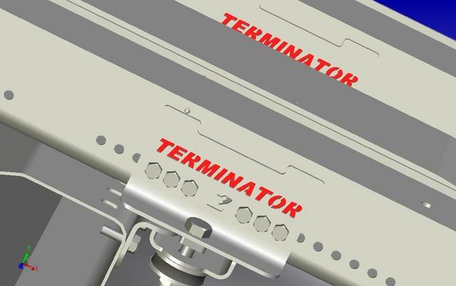terminator xxl 10 + valipannnnnkko + emopalkki punainen