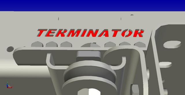 terminator xxl 10 + valip mmmankko + emopalkki punainen