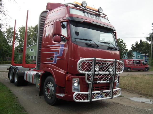 Volvo siirtauto