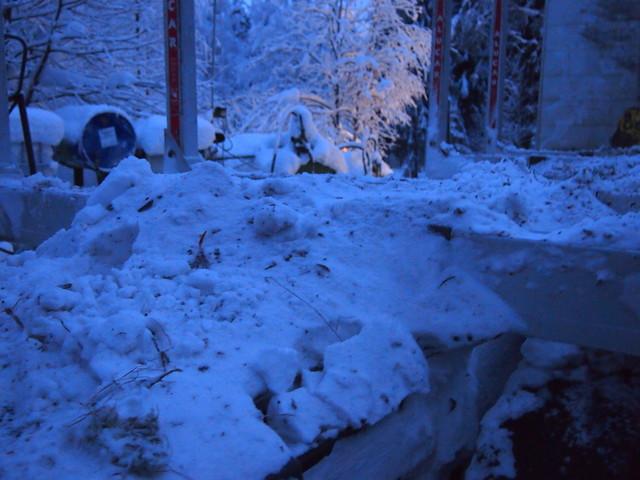 Lumikuormaa jopa 3.500 kg.