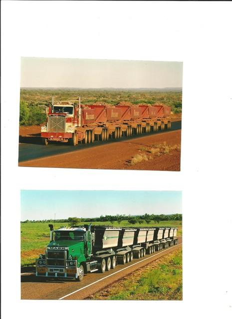 Tässä perusversioita Australiasta, pienimmästä päästä : - sora-autot_australia