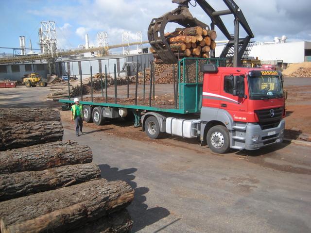 76 tonnisten ja 68 tonnisten tuloa vastustetaan, mutta onko 42 tonninen  eurorekka viisaampi vaihtoehto ??