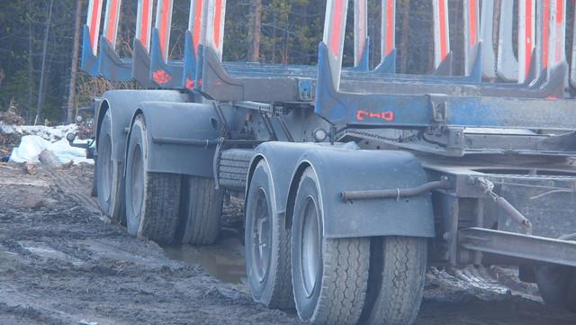 Terminator XXL pankkosarjan vaihtovaunu - myydään eniten tarjoavalle jo ensiviikolla.