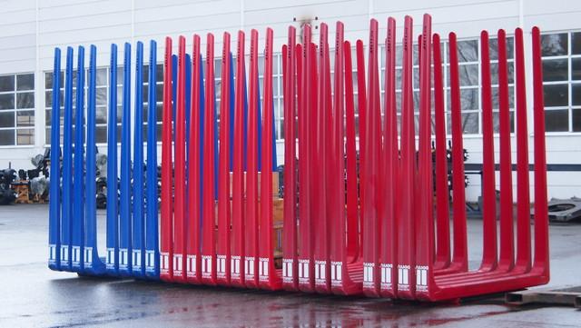 Terminator XXL pankkomalliston värivalikoima tuo tyyliä puutavarayhdistelmiin.