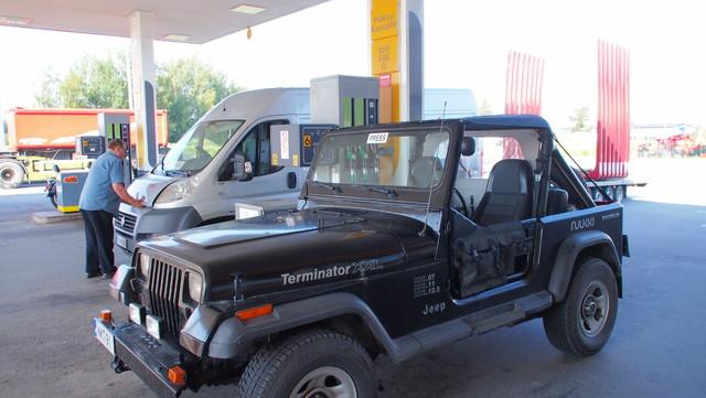 Jeep CJ 7.
