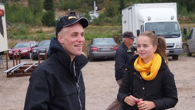 FinnMetko 2014. Työnäytösalue, Kuormatilavertailu.