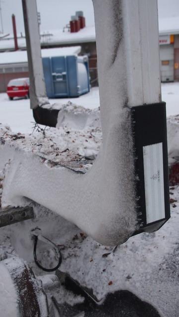 """Lumi on parhaita mahdollisia aerodynamiikan """"opaskoiria""""."""