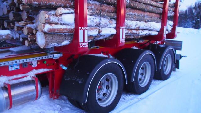 ZLP perävaunu on todettu hyväksi ja sen markkinaosuus on Pohjoisessa voimakkaassa kasvussa.