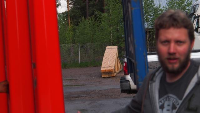 Kuljetus M.Samppa teki jioituksen Terminator XXL kuormatilaan. Lisätilaa 10 irtokuutiota vaunuun. Lisätonneja jopa 5.