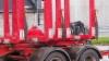Siirtoauto on tehokas pitkien matkojen siirtojuhta  kolmiakselisena 28 tonnisena.