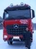 Veijo Palo vastaa tämän Suomen POHJOISIMMAN puutavarayhdistelmän liikennöinnistä.