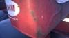 Kaksi ja puolivuotta käytetyt Terminator XXL 11 pankot kolarivaunussa 4/2016