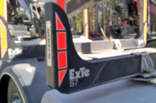 Exte S7 teräspankkouutuus on korvannut S6 mallin Suomessa.