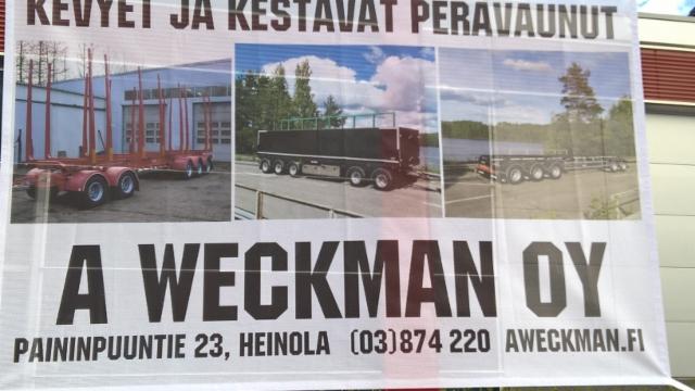 Weckmanilla on pitkä ja täynnä kehitystyötä oleva historia.