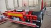Matala.kevut ja luja Weckmanin viisiakselinen pankonsiirtolaitteellinen puutavaraperävaunu on täynnä asiakasmyönteistä tekniikkaa.