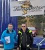 Jari Koivisto on myynyt teräspankkoja jo kolmetoista vuotta. Heikki Jokela on tässä pankkomyynnin nelikymmenvuotiskiertueellaan.