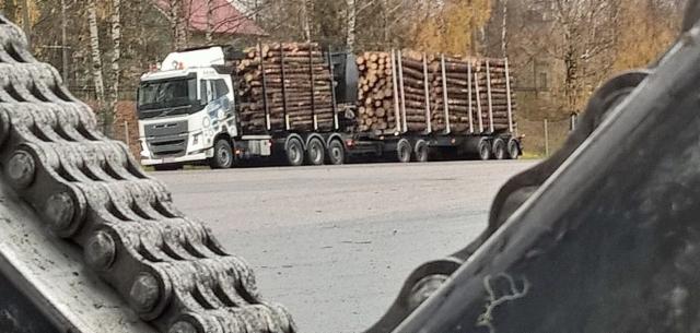 Terminatorimiesten Syyskierros Jämsänkoskella