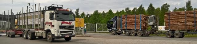 KUORMATILAA - 2017 ja UPM / MetsöFibre Rauma.o