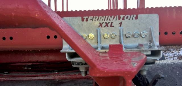 Terminator kiinnikejärjestelmät,