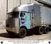 NASA on kehittänyt rakettien ohella myös kuorma-autotekniikkaa - 50-60 luvun koeauto on kuin nykyIveco-.