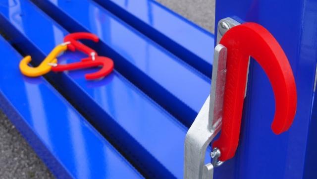 Nostokoukut ovat välttämätön lisävaruste sidonnan helppouteen.