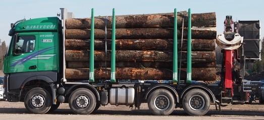 TimberRoad 2020 syöttäautomallien  tapahtuu kevään 2020 aikana.