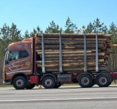 Polttoainekulujen minimointi on otettava vakavasti. Ilmavälien pienennys on tehokeinojamme kuormatulla yhdistelmällä.