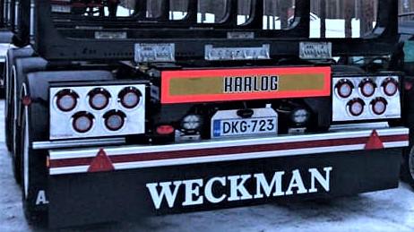 Weckmanin perinteinenkin on kevyt ja tilava.