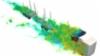Ilmanvastusvoimiin vaikuttaa myös tuulen nopeus ja suunta.