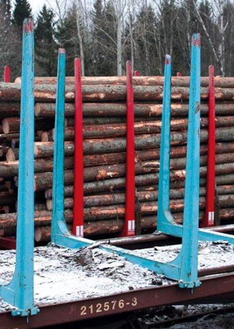 Raakapuu vaunun sidontaa on tutkittu tarkimmin ja vastuullisimmalla ajatuskannalla, kuitenkin käytännön ohjaamana.