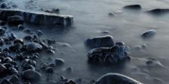 Meren rantaa