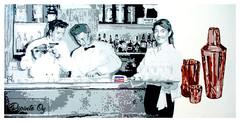 Ravintola Perhon seinämaalaukset 4