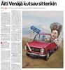 Etelä-Suomen Sanomat 8.6.2013