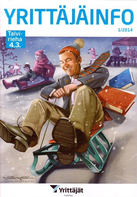 YrittäjäInfo 01/2014