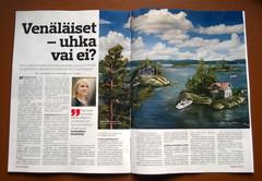 Iltalehti 5.11.2014, Venäjä-liite