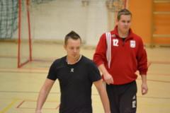 Tupe ja Sami treeneissä